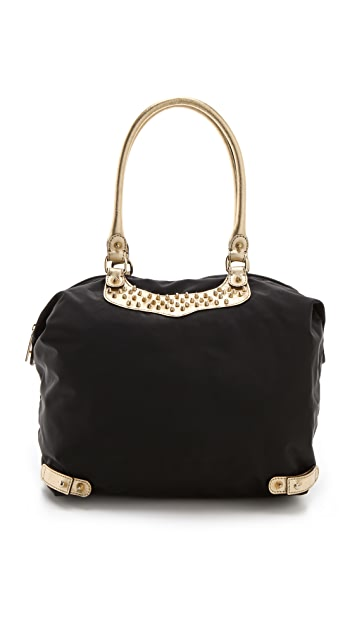 Rebecca Minkoff Travel Tote with Spikes