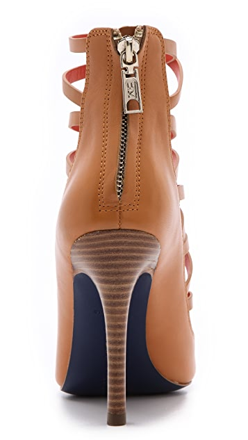 Rebecca Minkoff Mabel Strappy Booties
