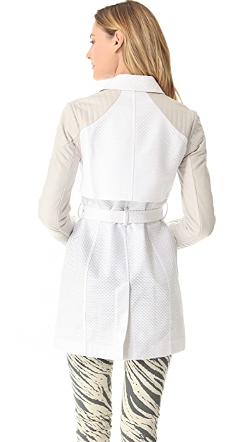 Rebecca Minkoff Kiefer Trench Coat