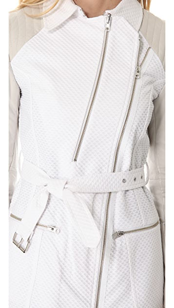 Rebecca Minkoff Kiefer Trench Coat
