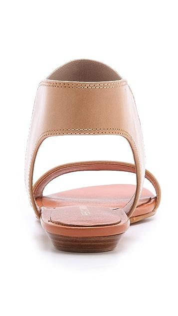 Rebecca Minkoff Bazzle Flat Sandals