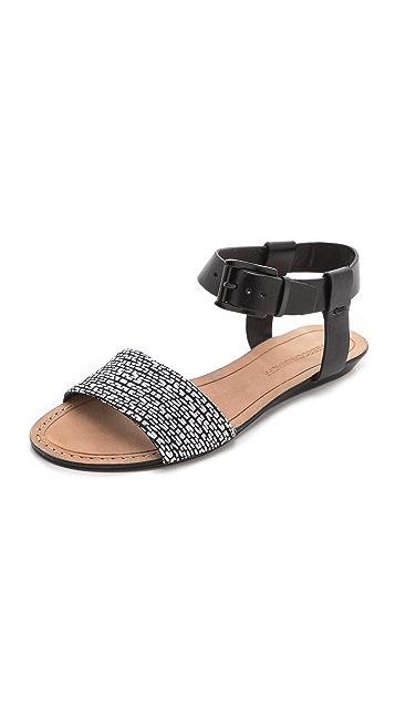 Rebecca Minkoff Joplin Flat Sandals