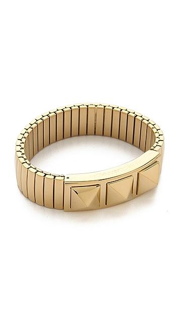Rebecca Minkoff Studs Watchband Bracelet