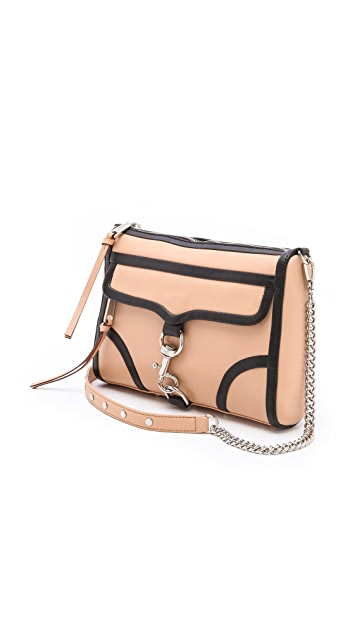 Rebecca Minkoff MAC Colorblock Bag