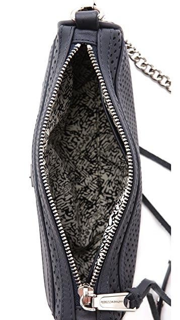 Rebecca Minkoff Perforated Mini MAC Bag
