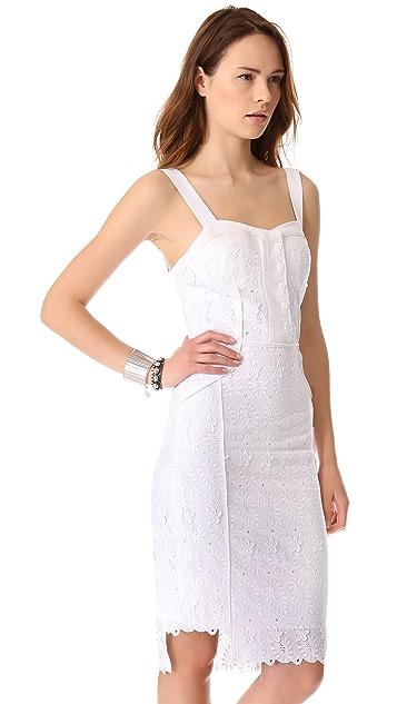 Rebecca Minkoff Thea Eyelet Dress