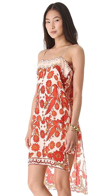 Rebecca Minkoff Yuko Bandana Print Dress
