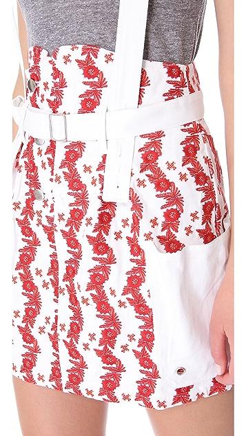 Rebecca Minkoff Bandana Mel Skirt
