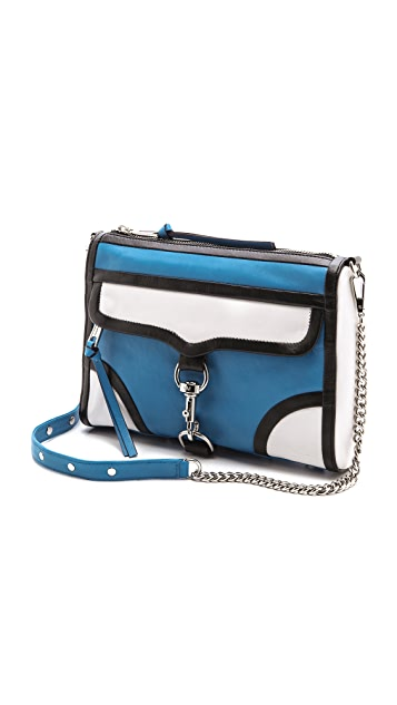 Rebecca Minkoff Colorblock MAC Bag