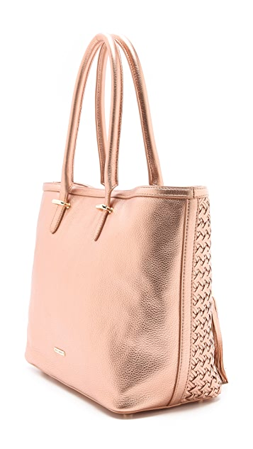 Rebecca Minkoff Woven Perfection Tote