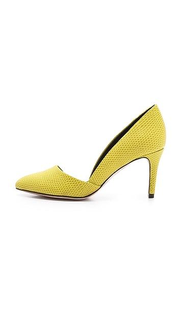 Rebecca Minkoff Brie Mid Heel Pumps