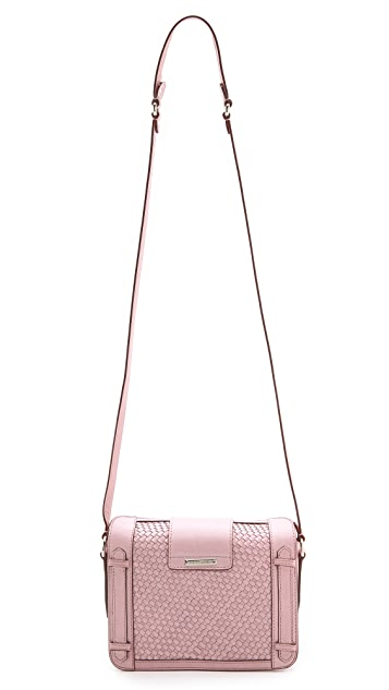 Rebecca Minkoff Woven Box Bag