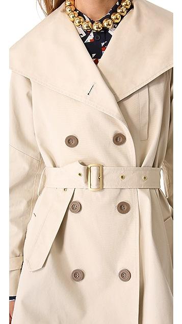Rebecca Minkoff Jaqueline Trench Coat