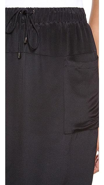 Rebecca Minkoff Atlantic Drawstring Skirt
