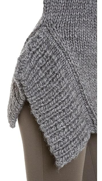 Rebecca Minkoff Chunky Cowl Sweater