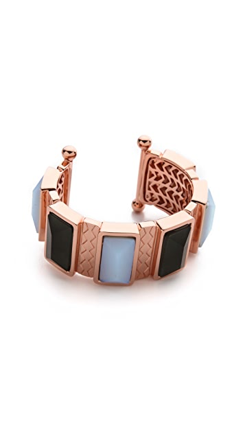 Rebecca Minkoff Stone Cuff Bracelet