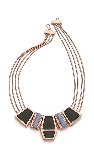 Rebecca Minkoff Stone Necklace