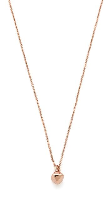 Rebecca Minkoff Mini Pyramid Necklace