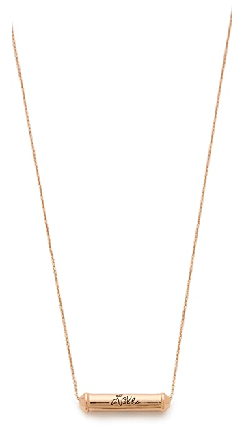 Rebecca Minkoff Love & Life Necklace