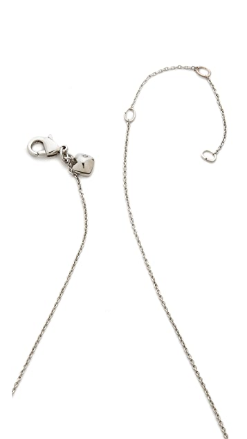 Rebecca Minkoff Best Friend Necklace
