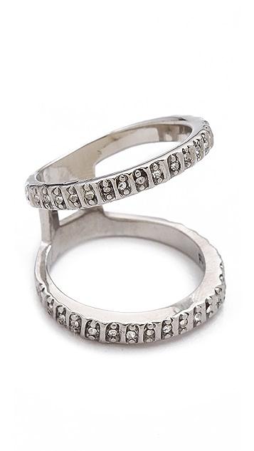 Rebecca Minkoff Pave Split Ring