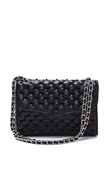 new arrivals release info on lowest discount Rebecca Minkoff Studded Quilted Affair Bag | SHOPBOP