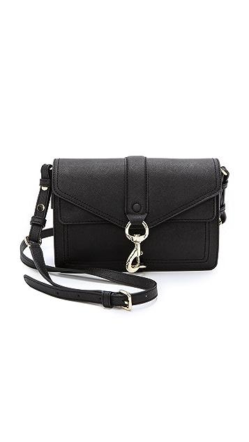 Rebecca Minkoff Mini Hudson Moto Bag