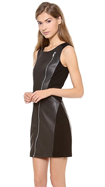 Rebecca Minkoff Moto Dress