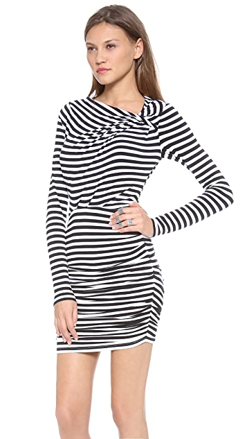 Rebecca Minkoff Lori Striped Dress