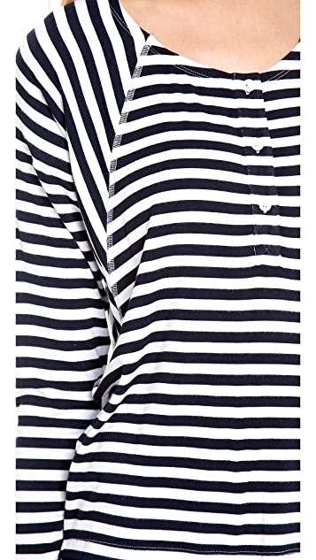 Rebecca Minkoff Coco Striped Top