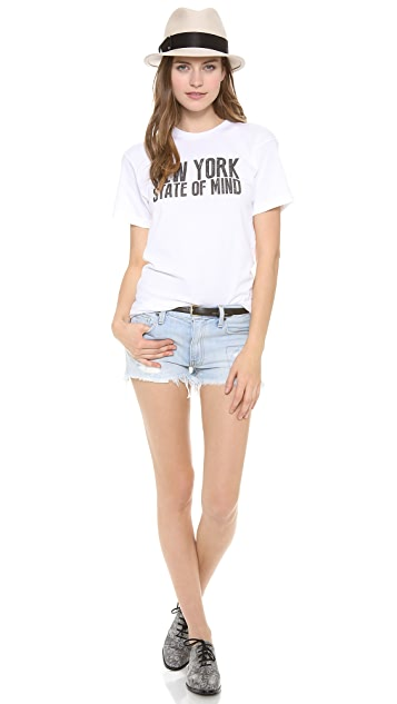 Rebecca Minkoff New York State of Mind Tee
