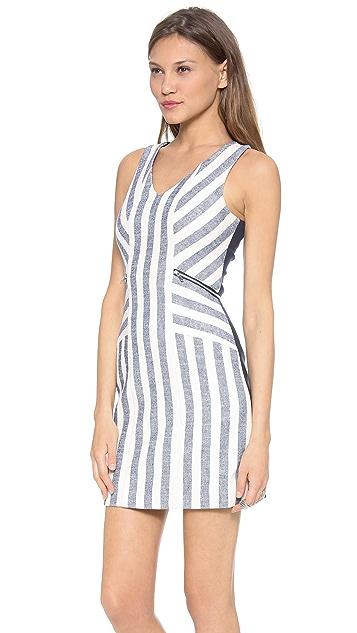 Rebecca Minkoff Ellie Striped Dress