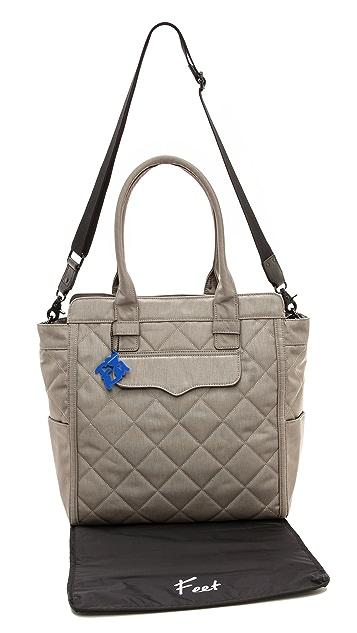 Rebecca Minkoff Teddy Tote Baby Bag