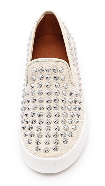 Rebecca Minkoff Kory Too Studded Sneaker