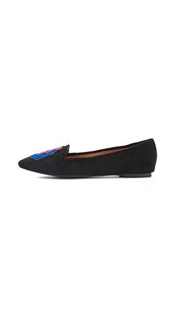 Rebecca Minkoff Cancer Astro Too Flats
