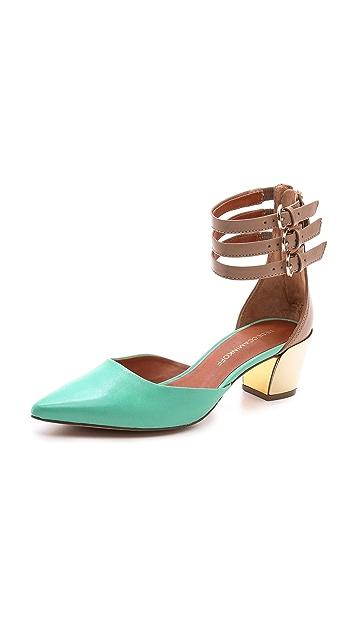 Rebecca Minkoff Irvin Ankle Strap d'Orsay Heels