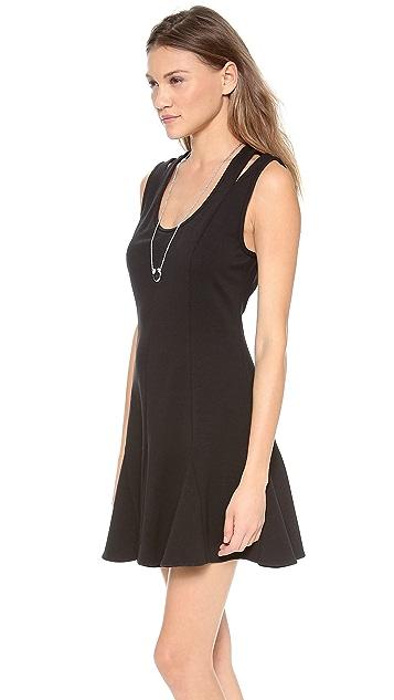 Rebecca Minkoff Tijuana Ponte Dress