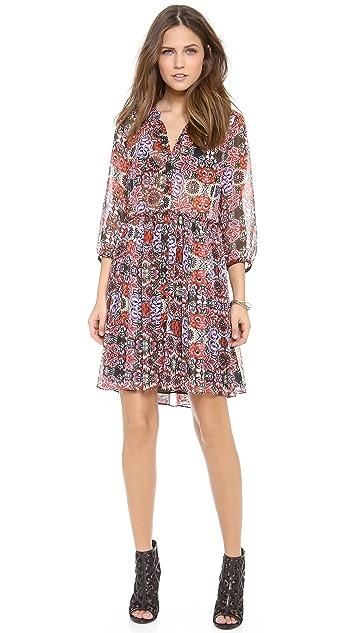 Rebecca Minkoff Linda Print Dress