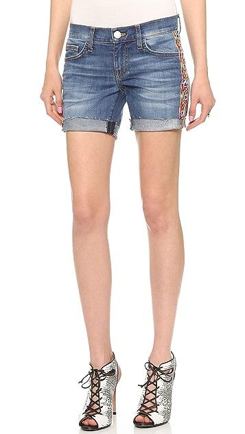 Rebecca Minkoff Mercer Ribbon Shorts