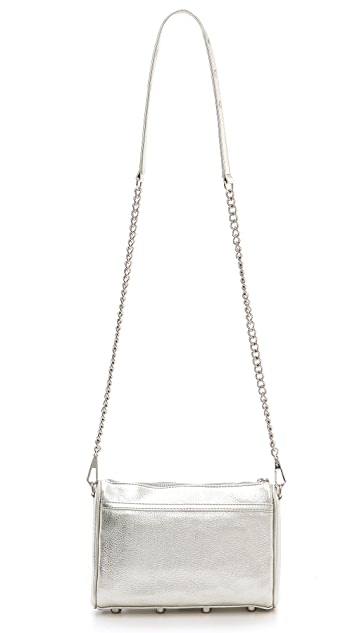 Rebecca Minkoff Metallic Mini MAC