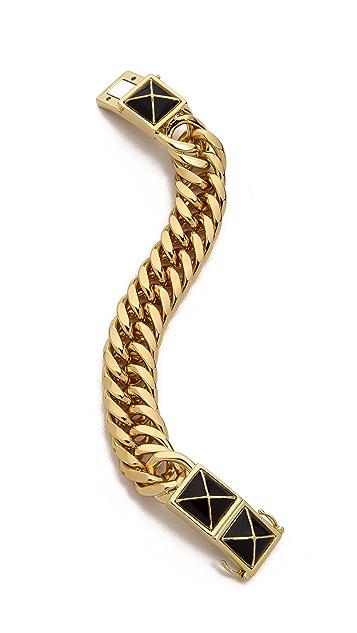 Rebecca Minkoff Studded Magnet Bracelet