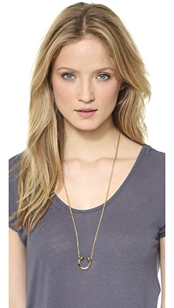 Rebecca Minkoff Curbs Necklace