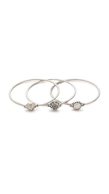 Rebecca Minkoff Skinny Bracelet Set