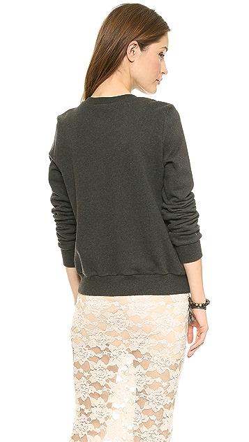 Rebecca Minkoff Ruth Studded Sweater