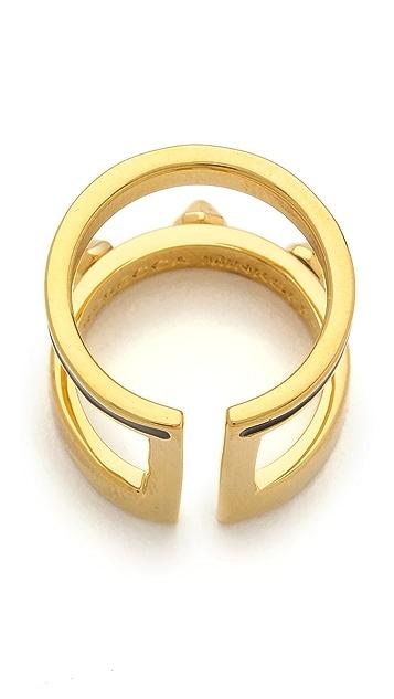 Rebecca Minkoff Spike Cuff Ring
