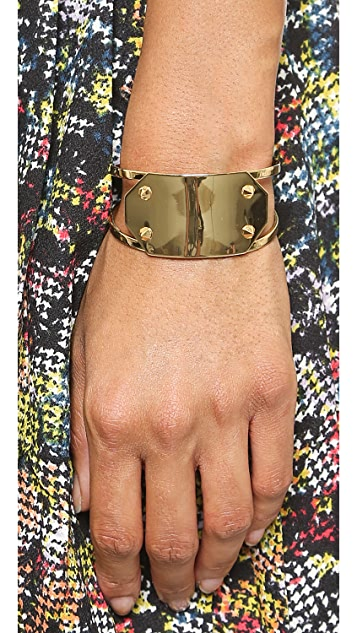 Rebecca Minkoff ID Cuff Bracelet