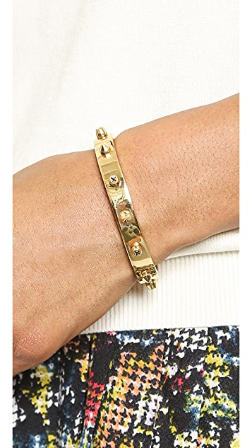 Rebecca Minkoff Stud Cuff Bracelet