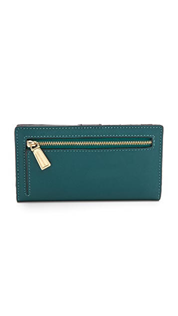 Rebecca Minkoff Continental Single Snap Wallet