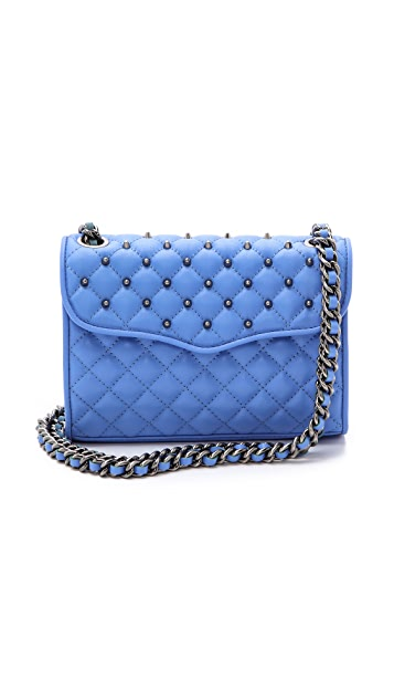 Rebecca Minkoff Quilted Mini Affair with Studs