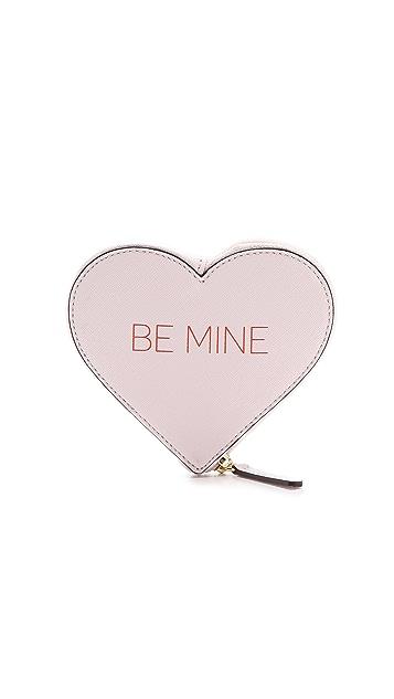 Rebecca Minkoff Be Mine Heart Pouch